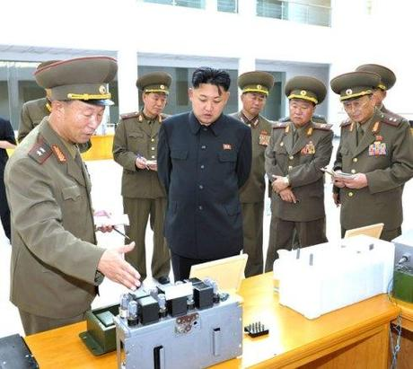 Kim Jong Un Visits Kpa Science And Technology Exhibition