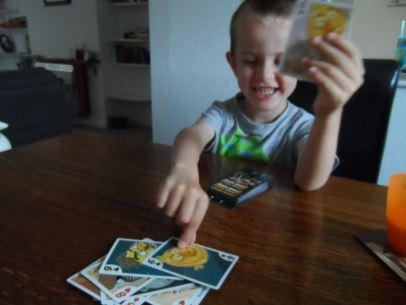 Star Wars Angry Birds Playing Cards