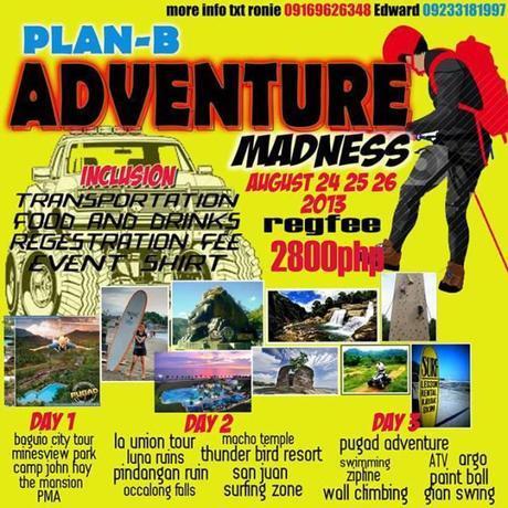 Plan-B Adventure Madness Aug 24-16