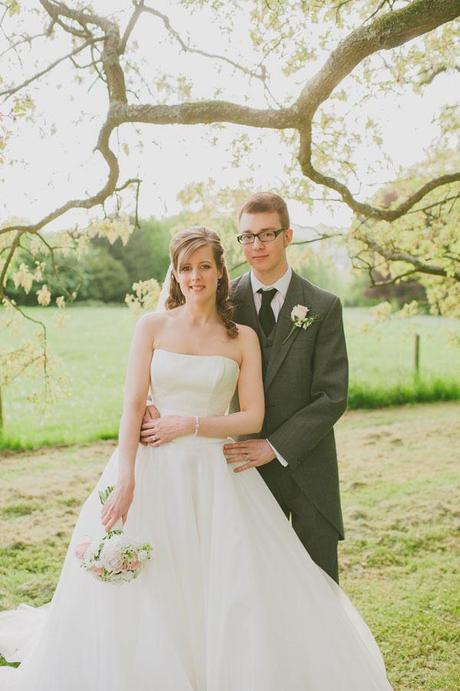 Wiltshire wedding at Trafalgar Park by Big Bouquet (2)