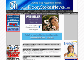 Has The Baxley Family Conned Ricky Stokes News On My Reporting Of The Garrison/Strange Affair?