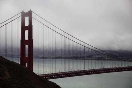 golden gate bridge10 650x433 San Francisco: Golden Gate Bridge and Muir Woods