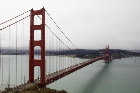 golden gate bridge13 650x433 San Francisco: Golden Gate Bridge and Muir Woods