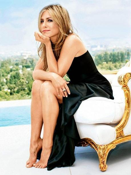 THAT 40′s WOMAN Jen Aniston for Glamour