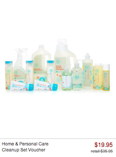 Daily Deal: Save Up to 30% on The Honest Company Products on Zulily!