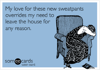 For the Love of Sweatpants