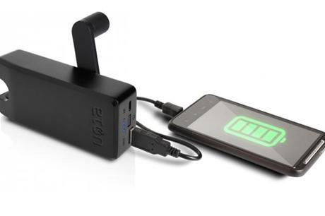 Boost Turbine - Portable Charger