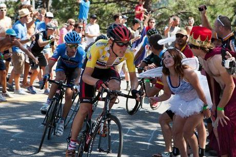 USA Pro Cycling Challenge Underway
