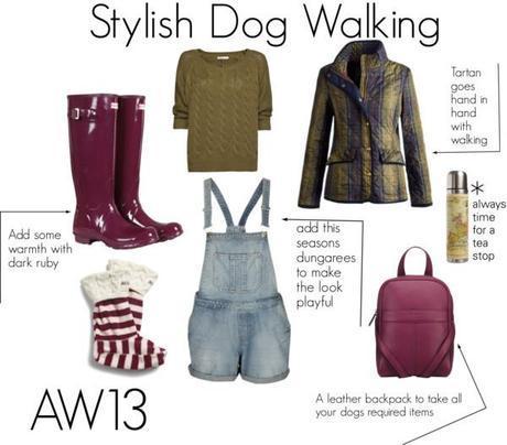 Stylish Dog Walking