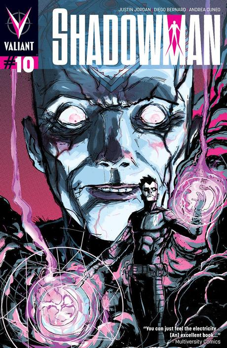 PREVIEW: Shadowman #10