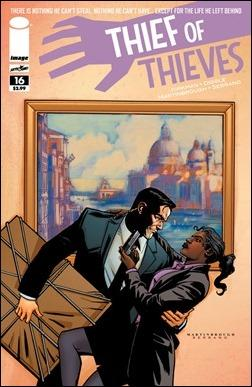 Thief of Thieves #16 Cover
