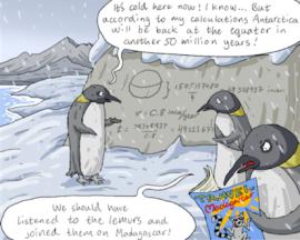 penguin biogeography
