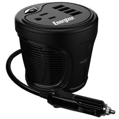 Gear Closet: 180 Watt Cup Inverter