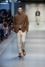 Collection Commentary: The Ermanno Scervino SS 2014 Menswear Show