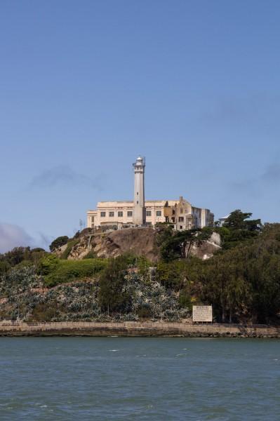 alcatraz 12 399x600 San Francisco: Alcatraz and Walking Around Downtown
