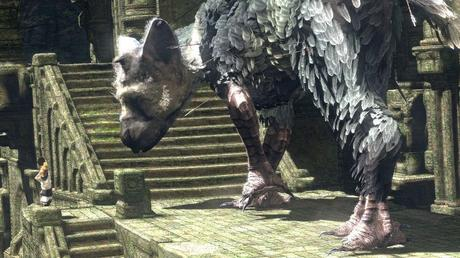"S&S; News: The Last Guardian in ""earnest"" development but not a ""priority"" at present, says Ueda"