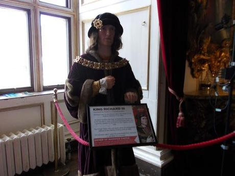 ONCE AGAIN ON THE FOOTSTEPS OF RICHARD III - ENGLAND SUMMER 2013