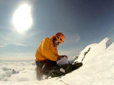 Ueli Steck Returns To Action In The Alps