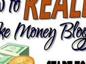 Limited Time Offer! Only Really Make Money Blogging Class