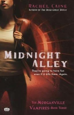 Review for Midnight Alley by Rachel Caine