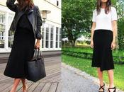 Fall/winter Trends Mid-length Skirt