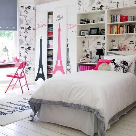 Elegant Teen Bedroom for Your beloved Teenager: Elegant Teen Bedroom Ideas ~ rugdots.com Bedroom Designs Inspiration