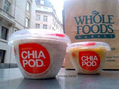 Chia Pod Review (Whole Foods Market)