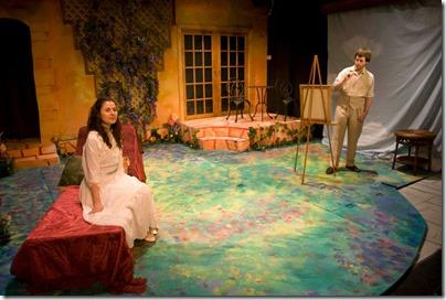 Review: Enchanted April (Idle Muse Theatre)