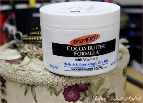 PALMER'S COCOA BUTTER FORMULA :PRODUCT REVIEW
