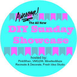All New! DIY Sunday Showcase!
