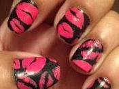 Nail Strips Pink Kisses