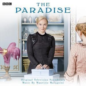 LOOKING FORWARD TO THE PARADISE SERIES 2? HERE'S SOMETHING TO FILL IN THE WAITING: THE CD OF THE OFFICIAL SOUNDTRACK!