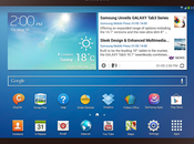 Samsung Galaxy Note Tablet Non-review