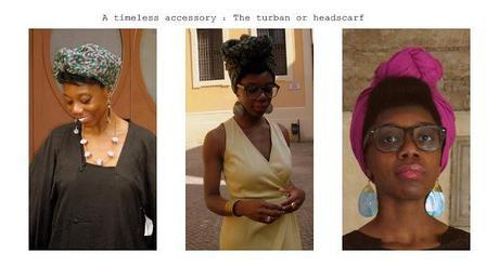 A timeless and international hat : The turban or headscarf