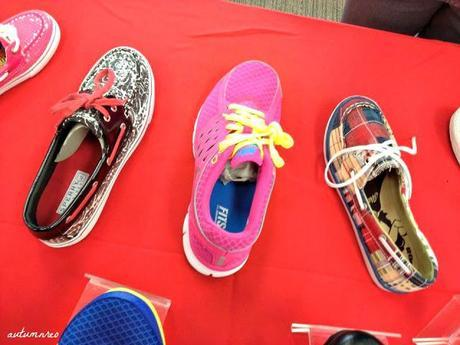 Shoe Shopping for Back-to-School  at Famous Footwear