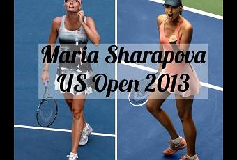 Atomic Pink Premier Maria Tennis Dress Tennis Fashion Fix: US Open 2013 – Maria Sharapova - Paperblog
