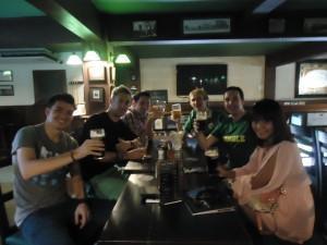 drinking in bangkok