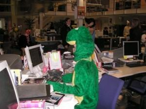 jonny blair frog PR