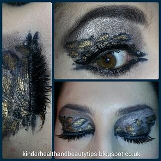 #BloggersDoAnimalPrints - Leopard Print Eye Makeup Eyeshadow Get the Look Tutorial