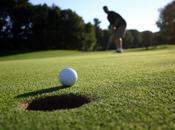 Green Golf Clubbing!
