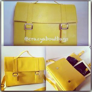 Foi De Miel Shoppe is CRAZY ABOUT BAGS :)
