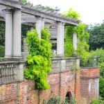 Garden Cafe Mayfair Tea London, Hampstead Pergola