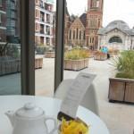 Garden Cafe Mayfair london