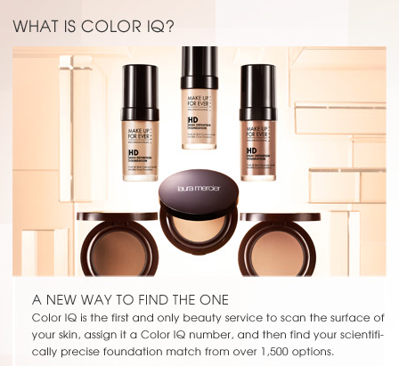 My Sephora Color Iq Experience Paperblog