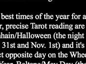 Tarot Best Times Reading