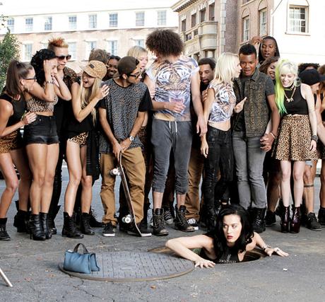 katy perry 2013 VMA promo