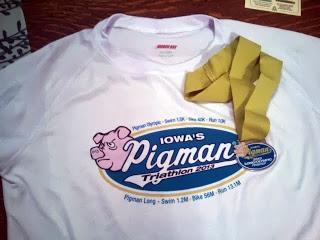 Pigman Half Ironman Race Report