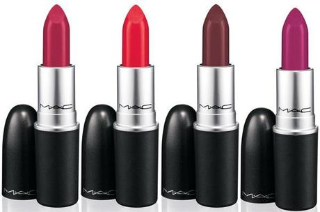 MAC Retro Matte Collection-Fall 2013