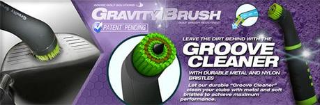 Goose Golf Launches New Product - The Gravity Brush