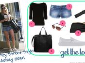 Celebrity Street Style: Ashley Olsen --Get Look!
